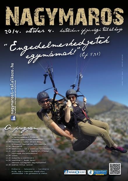 Nagymarosi plakát 2014