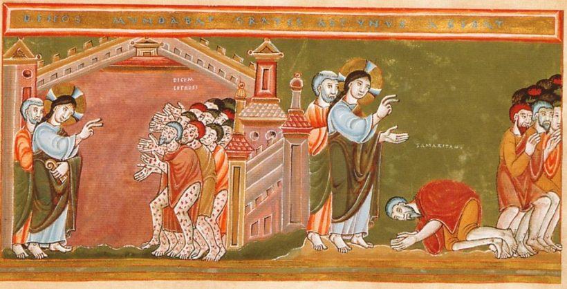 codexaureus_cleansing_of_the_ten_lepers
